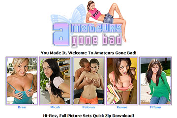 Visit Amateurs Gone Bad