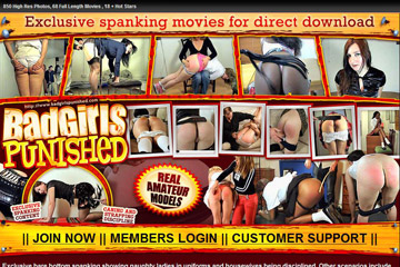 Visit Bad Girls Punished