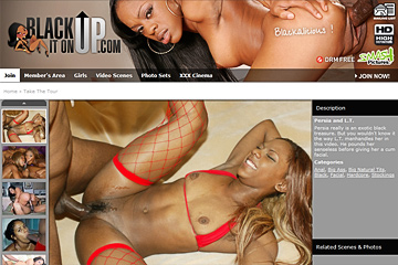 Visit Black It On Up