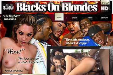 Visit Blacks on Blondes