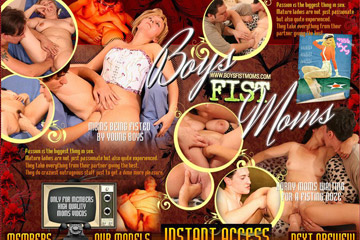 Visit Boys Fist Moms