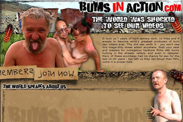 Visit Bums In Action