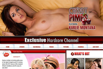 Visit Cherry Pimps