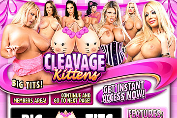 Visit Cleavage Kittens
