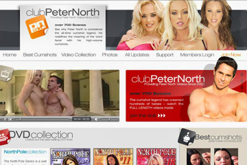 Visit Club Peter North
