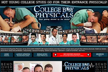 Visit College Boy Physicals