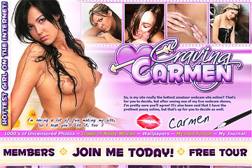 Visit Craving Carmen
