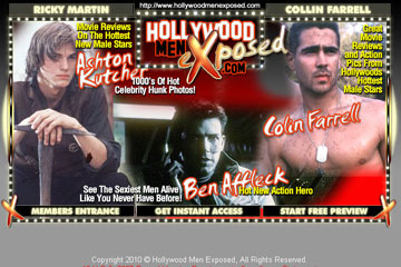 Visit Hollywood Men Exposed