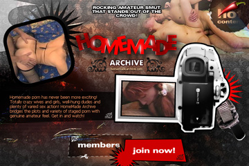 Visit Homemade Archive