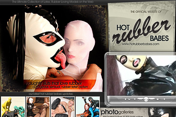 Visit Hot Rubber Babes