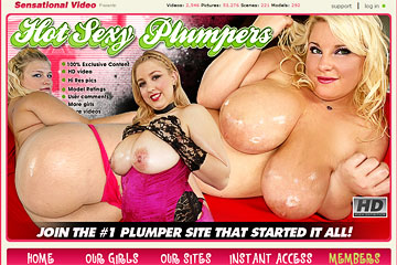 Visit Hot Sexy Plumpers