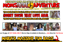 Moms AnaL Adventure