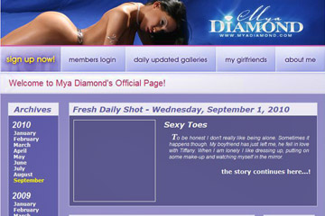 Visit Mya Diamond