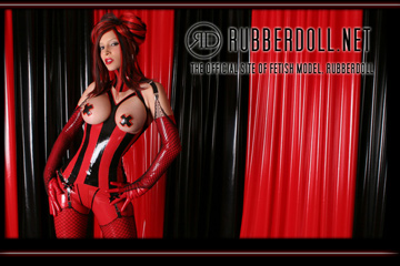 Visit Rubber Doll