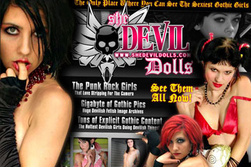 Visit She Devil Dolls