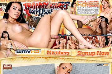 Visit Tranny Girls Exposed